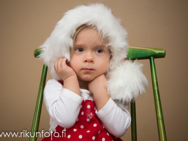 Joulutarjous lapsi- ja perhekuvauksille 23.11.-12.12.2013
